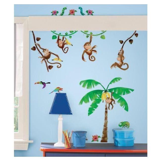 RoomMates Monkey Business