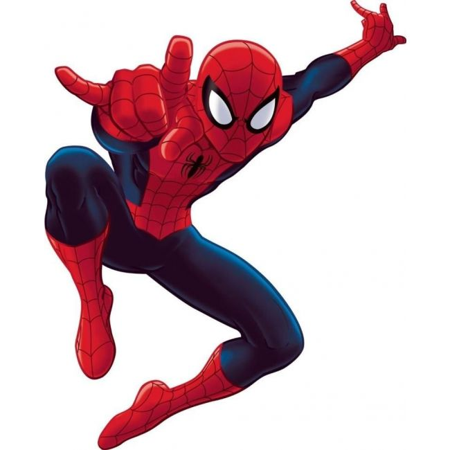 Room Mates Ultimate Spiderman Giant Wall Decal
