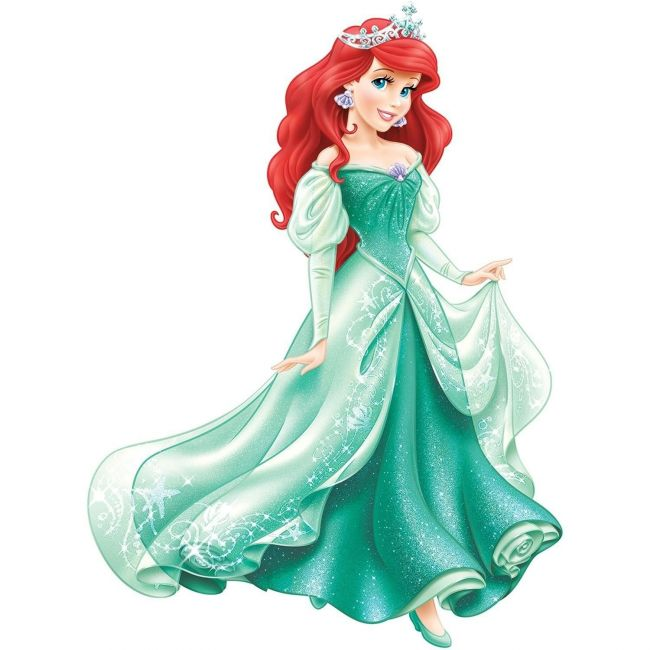 Room mates Princess Ariel Giant Wall Decals