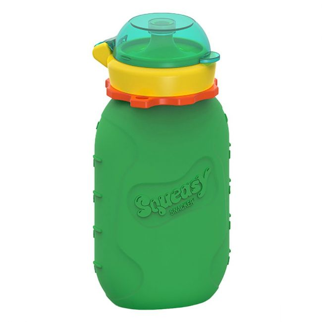 Squeasy - Snacker Green - 6oz