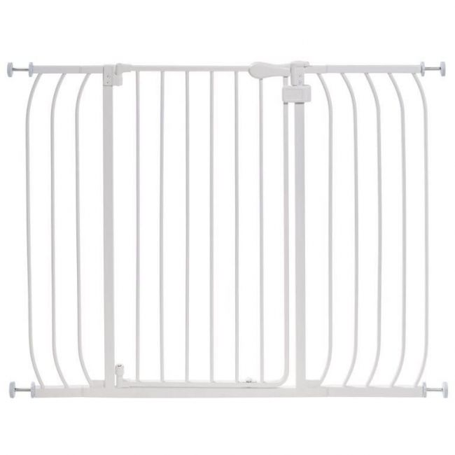 Summer Infant, White Multi-Use Extra Tall Walk-Thru Gate