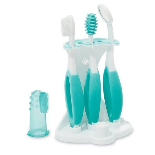 Summer Infant - Baby Oral Care Kit - 5 Pieces