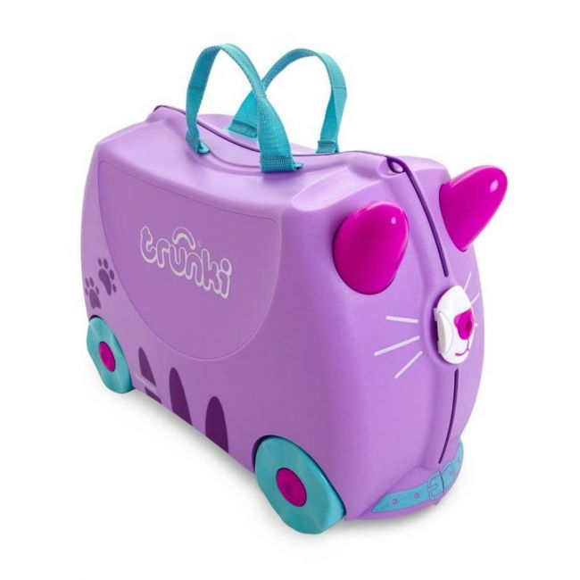 Trunki - Cassie the Cat - Ride On Suitcase