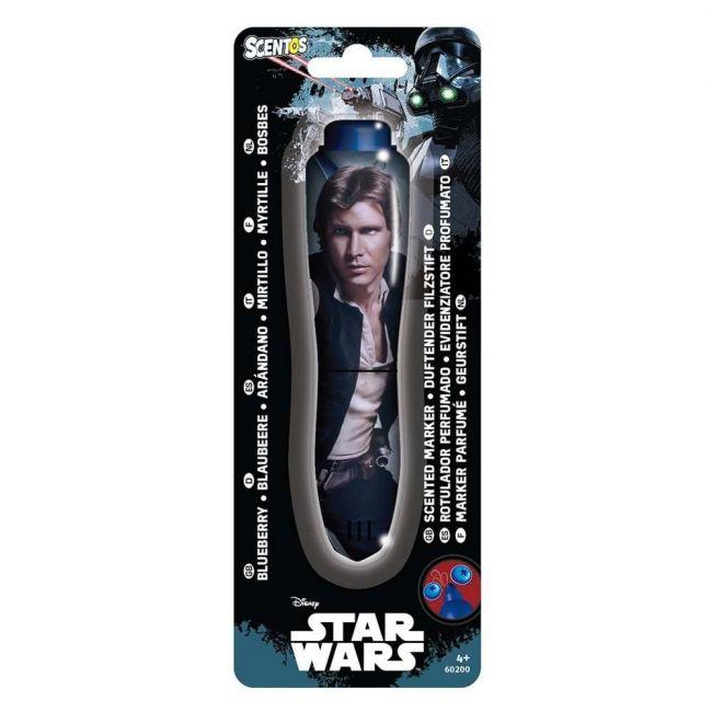Scentos Scented Bullet Tip Marker - Star Wars Han Solo