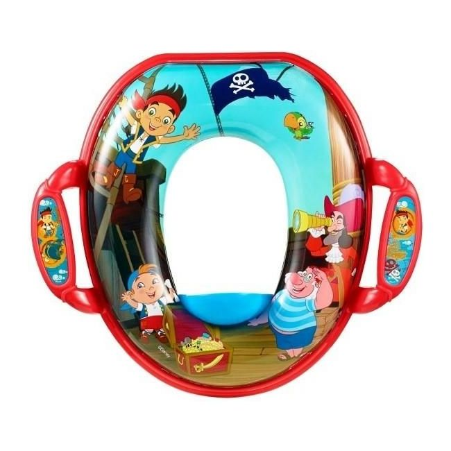 The First Years Disney Jake Soft Potty Seat No Sounds