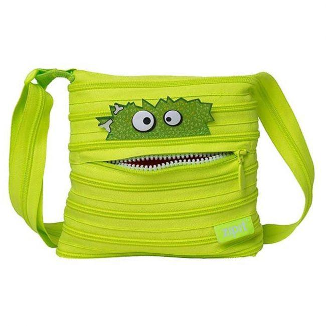 Zipit - Monstar Mini Shoulder Bag - Grizzler