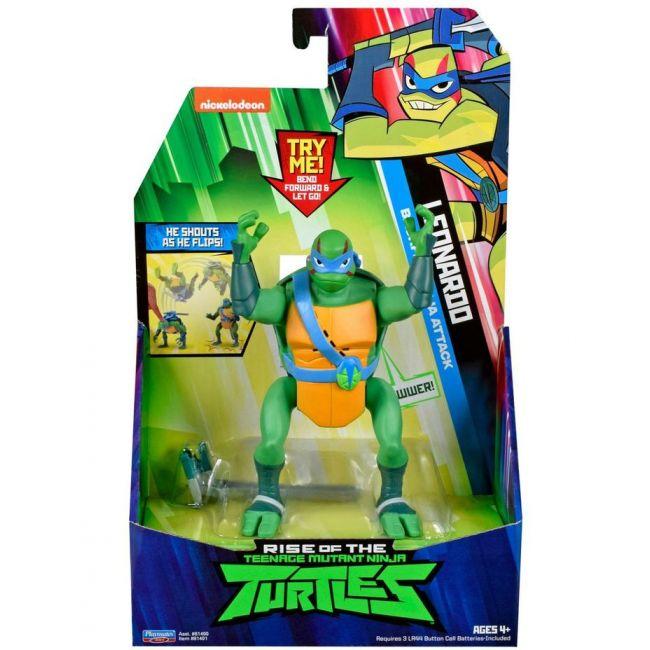 Teenage Mutant Ninja Turtles - Delux Figure Asst