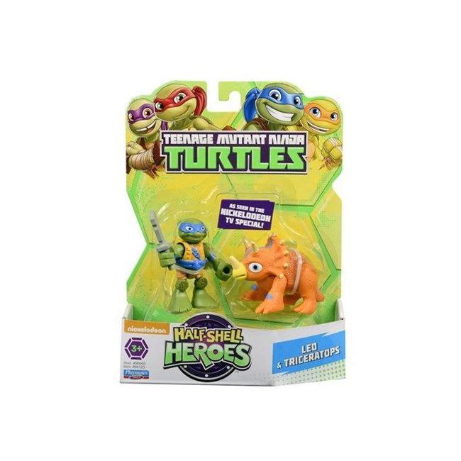 Teenage Mutant Ninja Turtles - Half Shell Heros 2 5 Figures 2 Pack