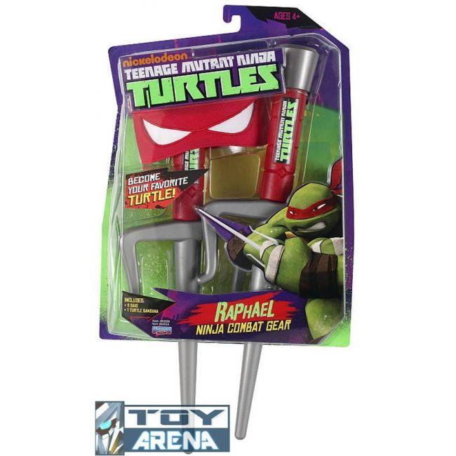 Teenage Mutant Ninja Turtles - Ninja Combat Gear