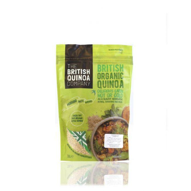 The British Quinoa Company - British Organic Quinoa - 300g