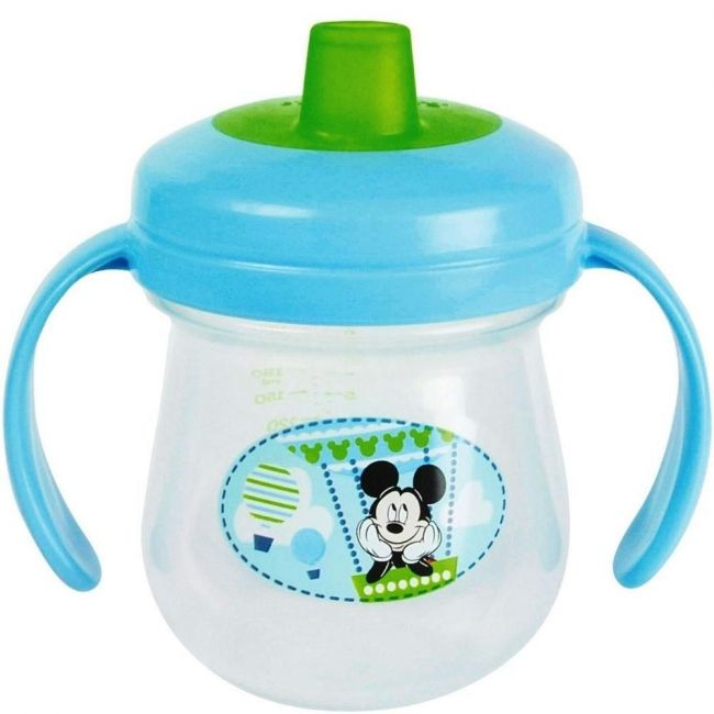 The First Years Disney Mickey Soft Spout Trainer Cup - 7oz