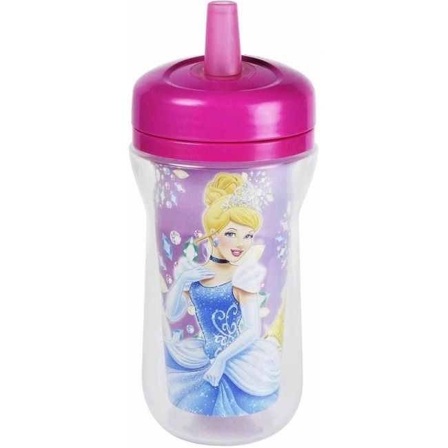 The First Years Disney Princess Insulated Straw Cup - 9oz