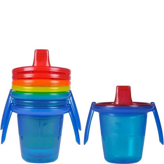 The First Years Take & Toss - 7oz Cups with 2 removable handles