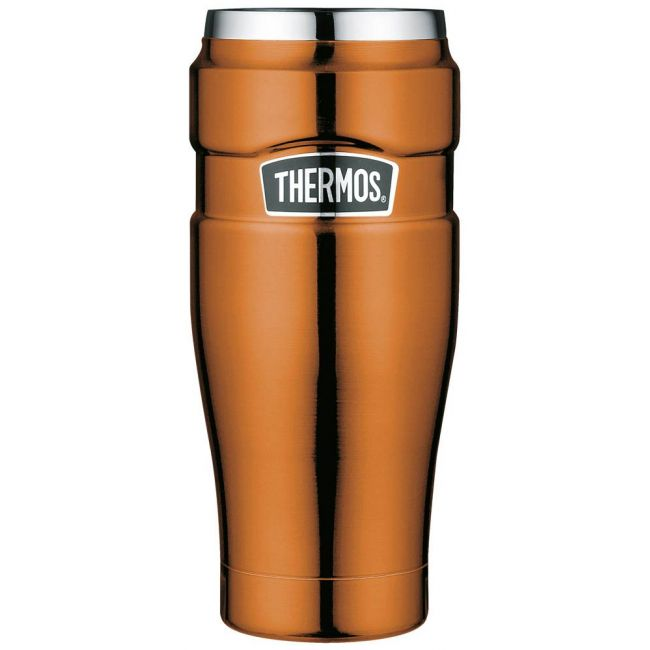 Thermos - Stainless King Travel Mug 470 Ml Copper