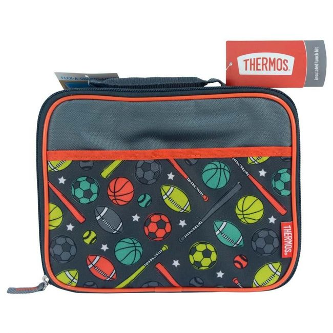 Thermos Standard Lunch Kit With Ldpe Liner-Sports