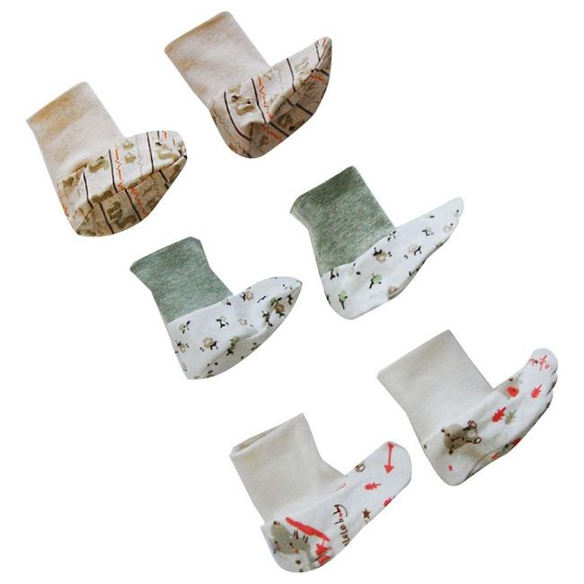 Tickle Tickle - Lil' Tickle's 3 Pack Booties