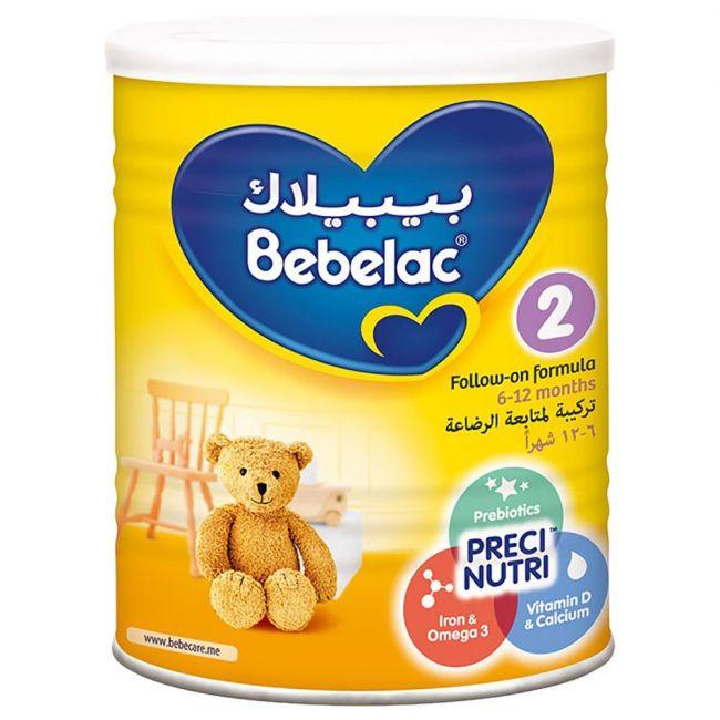 Bebelac - 2 Follow on Milk - 900g