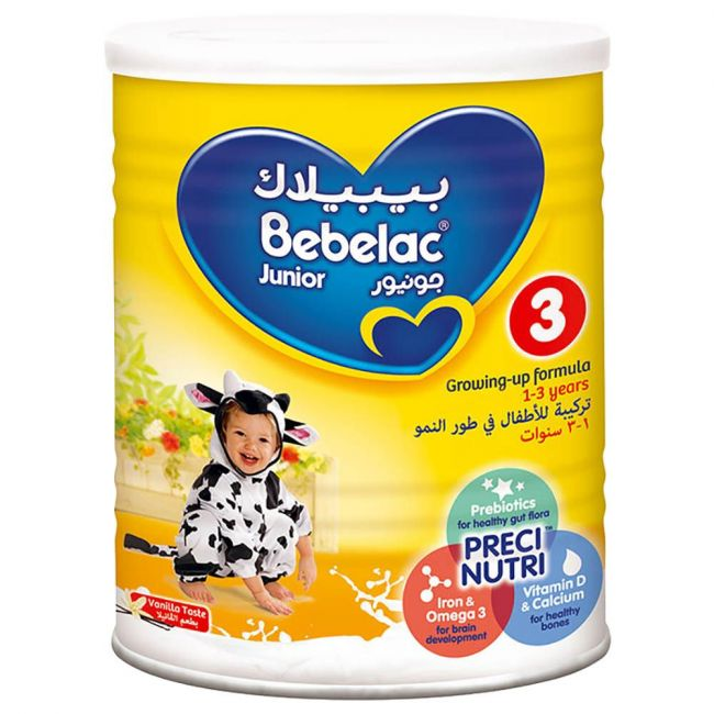 Bebelac - Junior 3 Growing-up Milk - 400g