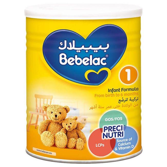 Bebelac - 1 First Infant Milk - 400g