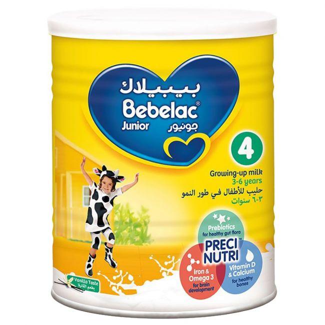 Bebelac - Junior 4 Growing-up Milk - 400g