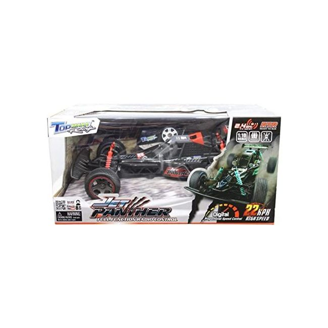 Top Maz - Kt 1 10 Rc Jet Panther Rechargeable 2 4 Ghz