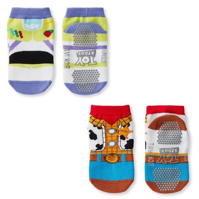 Tavinoir Kids Low Rise Sport Socks Toy Story - Small