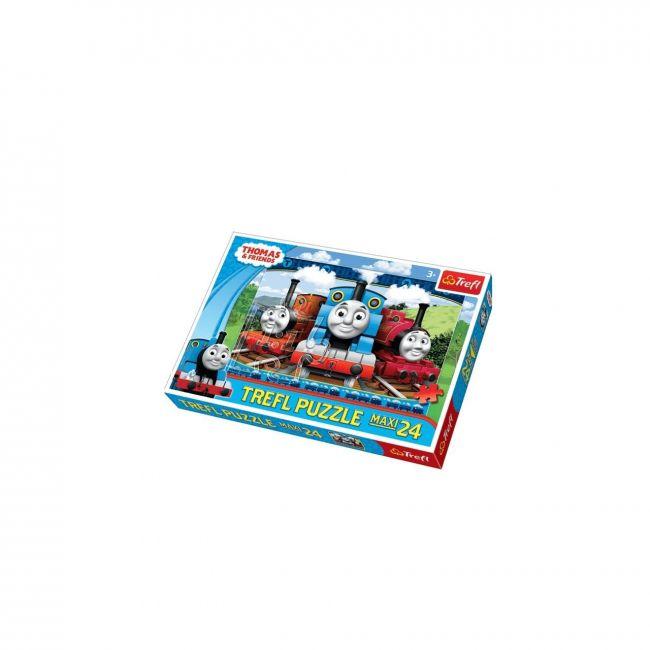 Trefl - Maxi 24 Thomas And Friends
