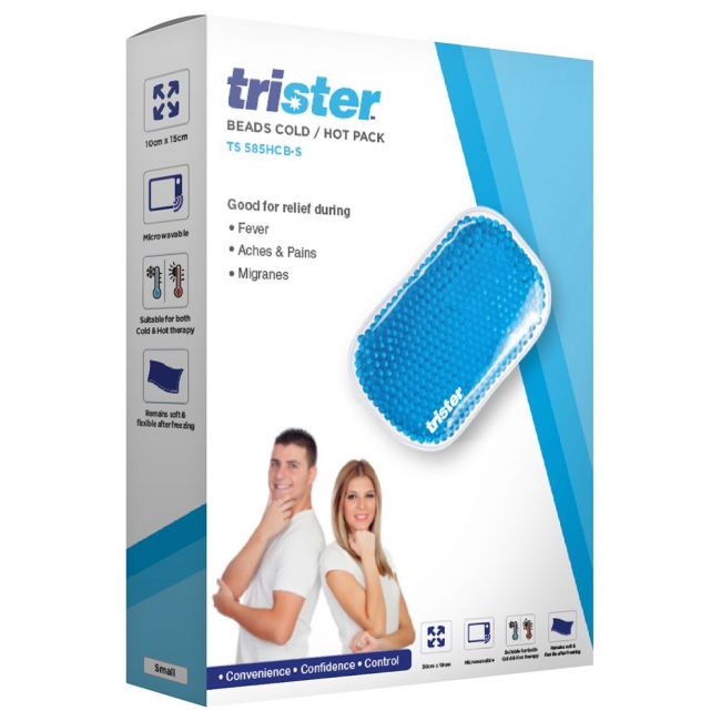 Trister - Beads Cold / Hot Pack Small :Ts-585Hcb-S