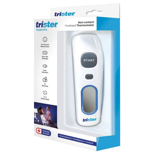 Trister - Digital Infrared Forehead Thermometer