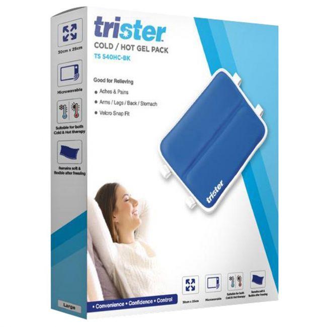 Trister - Soft Cold / Hot Gel Pack Back Wrap :Ts-540Hc-Bk