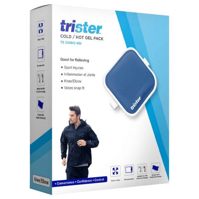 Trister - Soft Cold / Hot Gel Pack Knee Wrap : Ts-530Hc-Kn