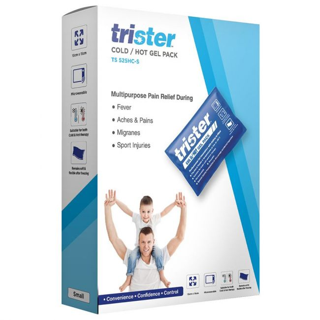 Trister - Soft Cold / Hot Gel Pack Small : Ts-525Hc-S