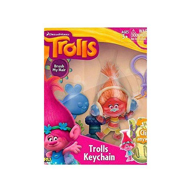 Trolls - Medium Key Chain