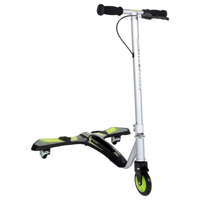 JD Bug - Cool Carver Scooter - Green
