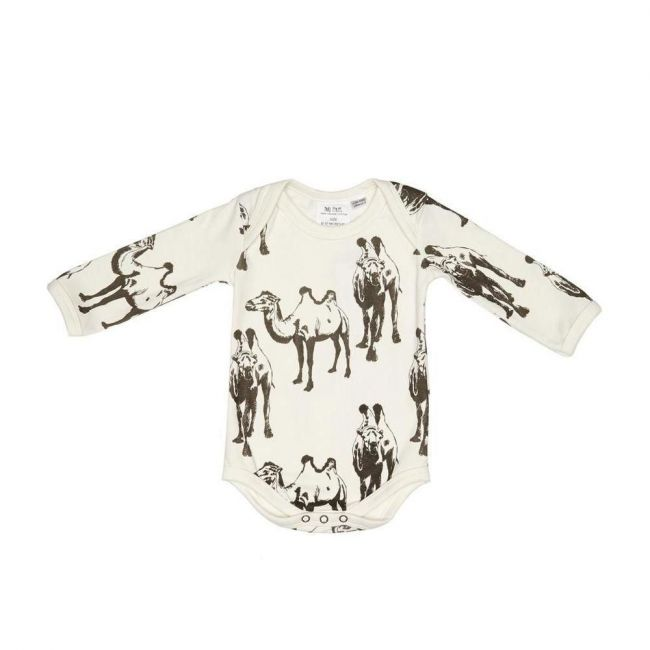 Two Tykes Long Sleeve Desert Safari Baby Suit