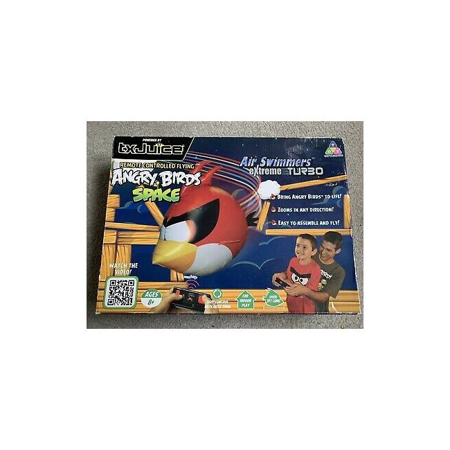 Tx Juice - Air Swimmers Angry Bird Space Bird