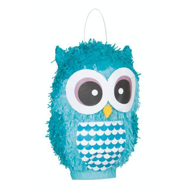 Unique - Owl 3D Pinata