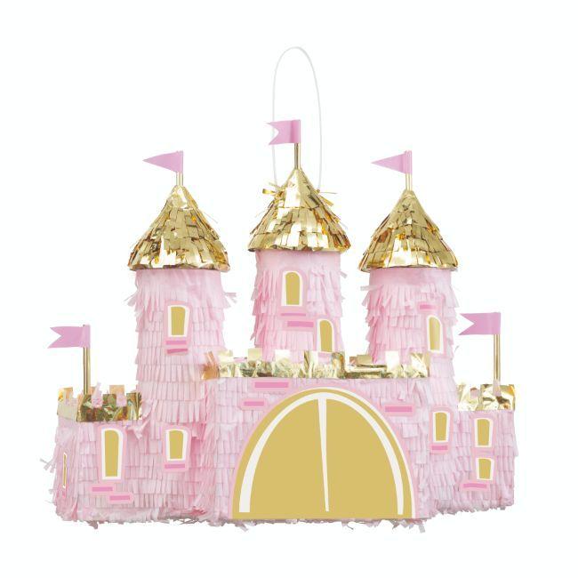Unique - Princess Castle 3D Pinata
