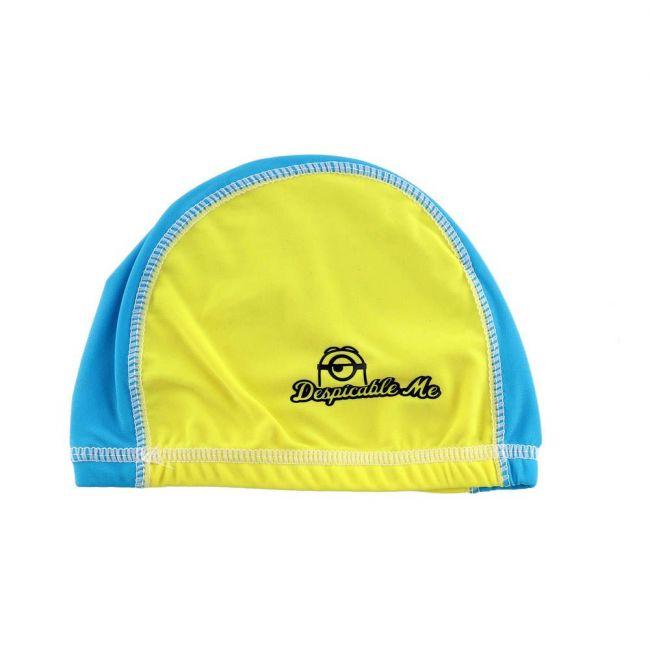 Universal - Minions Kids Boys Swim Cap & Goggle Set