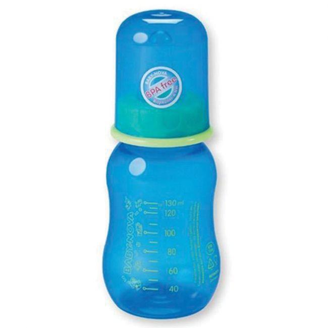 Baby Nova - Uni Color PP Feeding Bottle Asst - 125ml
