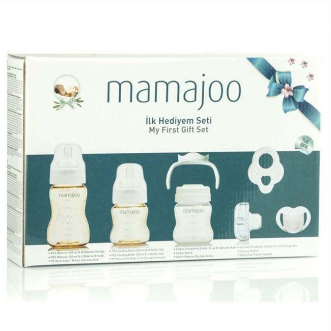 Mamajoo - My First Feeding Bottles Gift Set