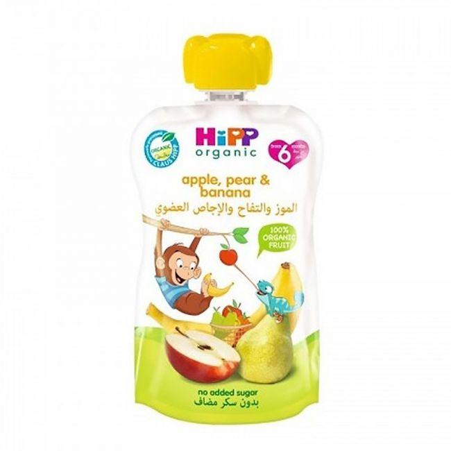 HiPP Organic - Apple, Pear & Banana - 100g