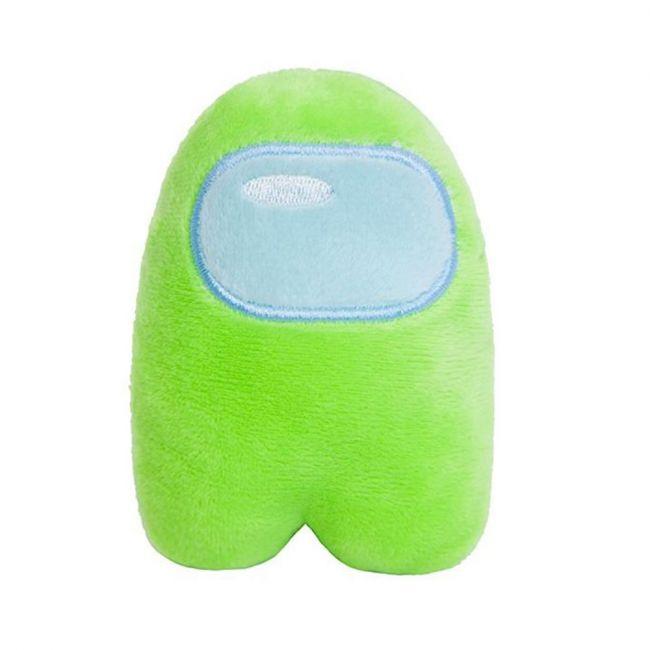 Megastar -Among Us Plush Stuff Animal Plushies Toys 20 cm - Light Green