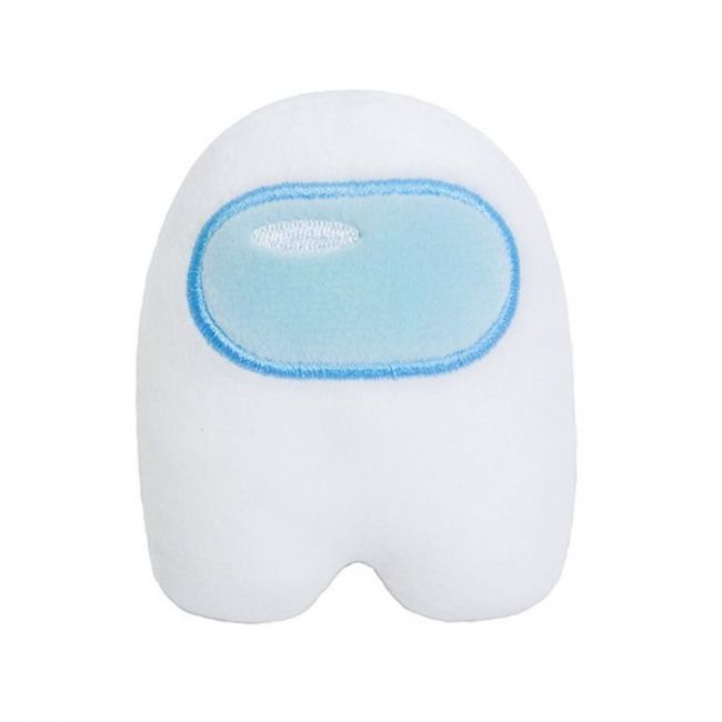 Megastar - Among Us Plush Stuff Animal Plushies Toys 20 cm - White