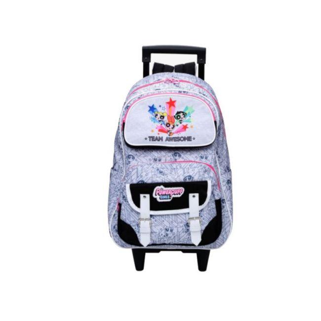 Disney Powerpuff Girls Printed Trolley Backpack