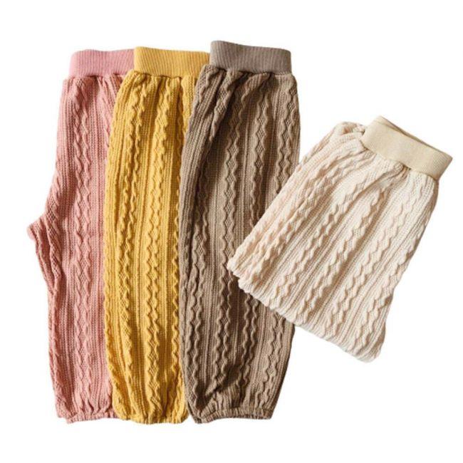 Vanya's Closet - Melody Loose Winter Leggings Beige Color 1PC
