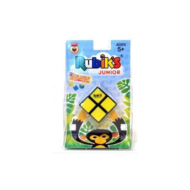 Rubiks New Jr Cube Clamshell