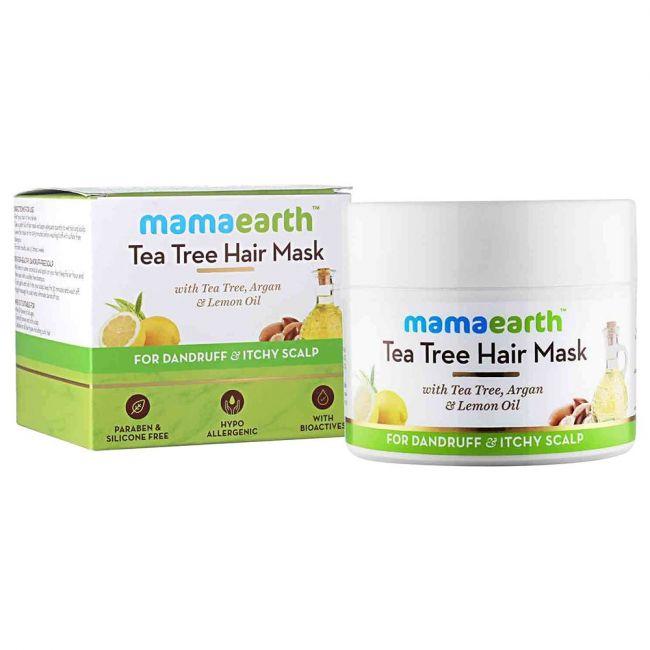 Mama Earth - Tea Tree Hair Mask