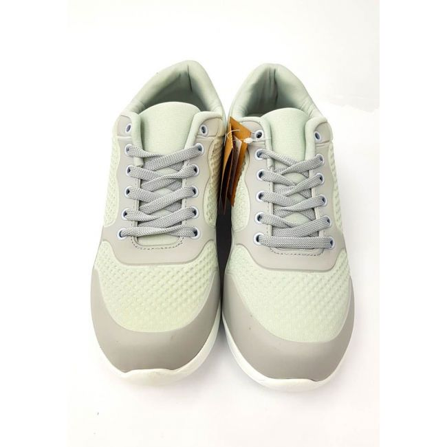 Vicco - Lace Up Sport Shoes Grey