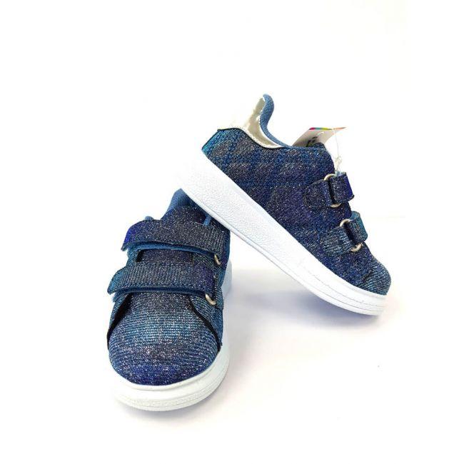 Vicco - Velcro Shoes Blue
